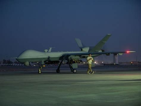 Drone Amerika washington makin gelisah cia dan pasukan khusus gelar misi rahasia di suriah