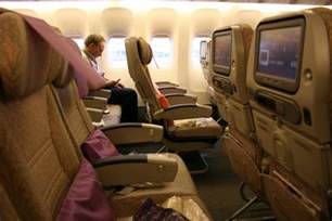 emirates economy class cabin boeing 777 300er moaksey