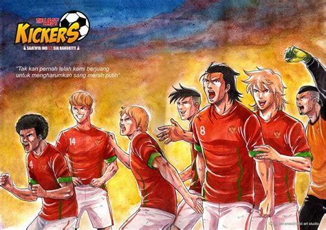 Komik The Last Kickers 2 the last kickers kini hadir di ciayo comics kaori nusantara