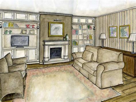 progettazione soggiorno progettare salotto