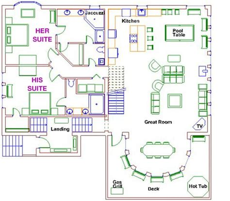 dual master bedrooms house plans pinterest top five fantastic experience of this year s dual master