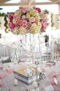Flower Centerpieces For Weddings Centerpiece Ideas For Wedding Romantic Decoration