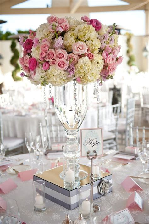 floral centerpieces 12 stunning wedding centerpieces part 15 belle the magazine