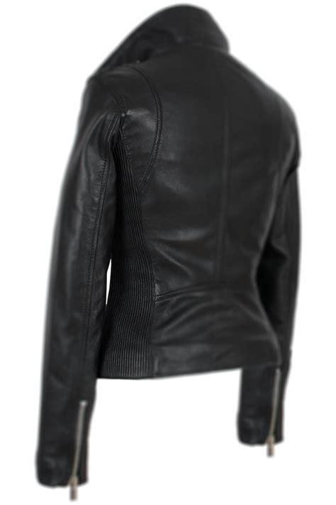 porsche design leren jas dames leren jas zwart perfecto leathercity