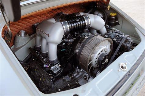 singer porsche engine bay shaved frunk and engine bay rennlist porsche