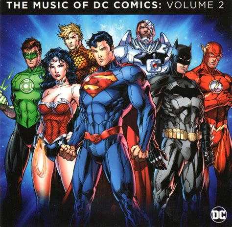can you be my superman house music various the music of dc comics volume 2 cd album at discogs