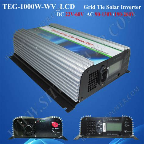 grid energy system solar power inverter converter page