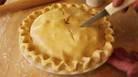 food wishes recipes how to make pie dough pie crust