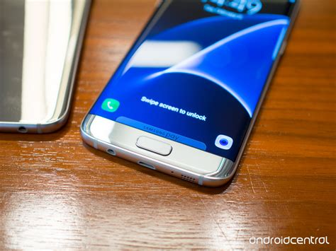 Samsung S7 Edge Mirror Silver Cermin here are all four galaxy s7 and s7 edge colors android