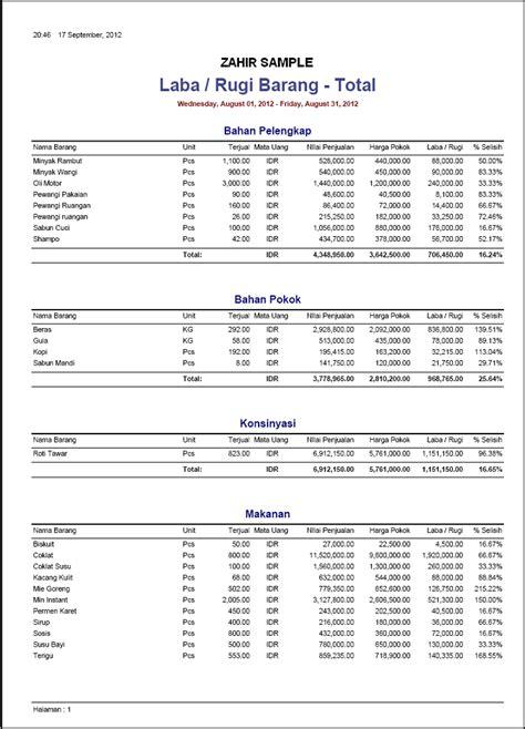 contoh laporan zahir contoh jurnal internasional keuangan our families journey