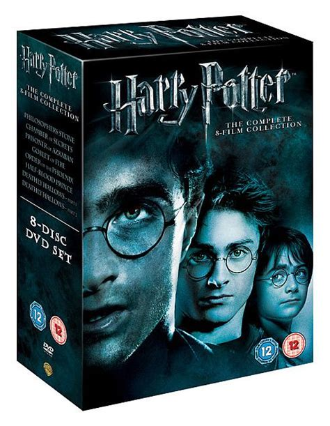Dvd Harry Potter Collection buy harry potter the complete 8 collection dvd
