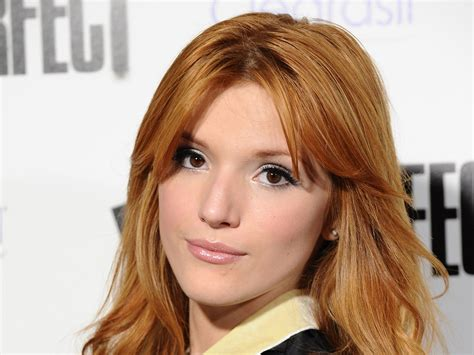 actresses with short red hair list hollywood actress bella thorne red hair color hair color