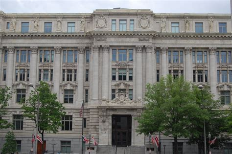 District Of Columbia City Opinions On A Wilson Building