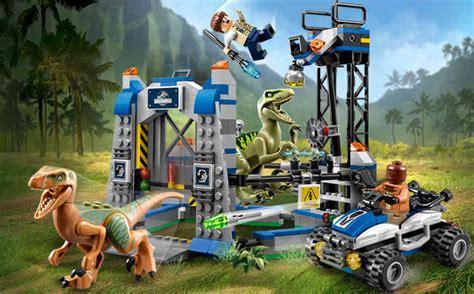 Frame Lego Jurassic World Jurassic World Lego