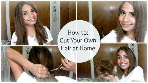 how to cut your own hair at home a line bob bybelle4u