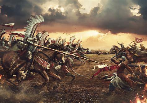 ottomans vienna polish hussars 1683 by keid on deviantart