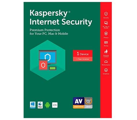 Lisensi Kaspersky Total Security 2017 1pc Devices 1 Tahun Original kaspersky security multi device 2017 1 year 1 pc
