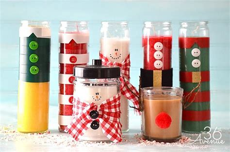 christmas gift candles pictures photos and images for