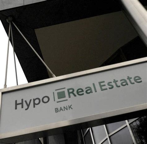 hypo real estate bank immobilienbank entlassungswelle bei hypo real estate welt