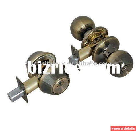 Combination Door Knob Lock by Combination Door Knob Lock And Deadbolt 6072 D102ab