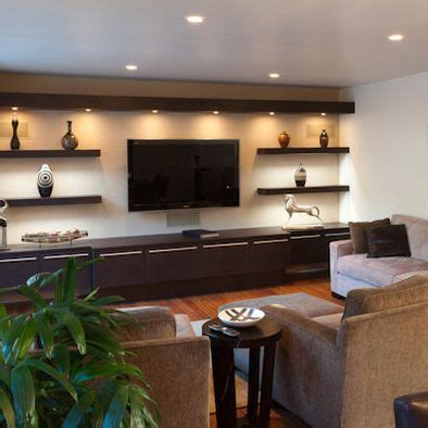 Living Room Ideas With Tv On Wall - 25 best ideas about tv wall shelves on