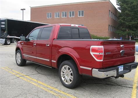 lincoln trucks ford can sell expensive but don t call them lincolns
