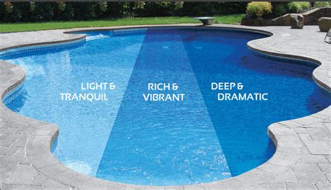 illusions color spa in ground liners premier pools