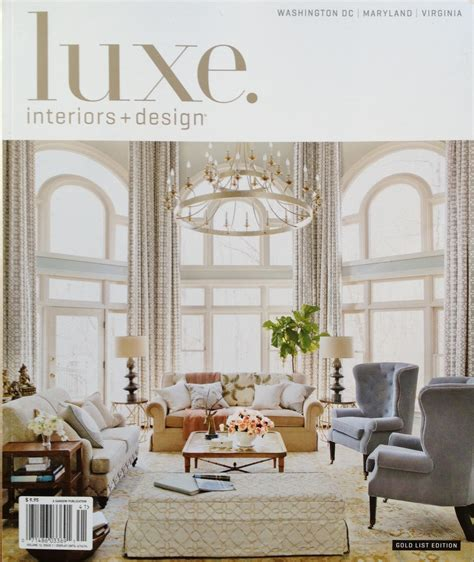 living room magazine liess luxe magazine cover