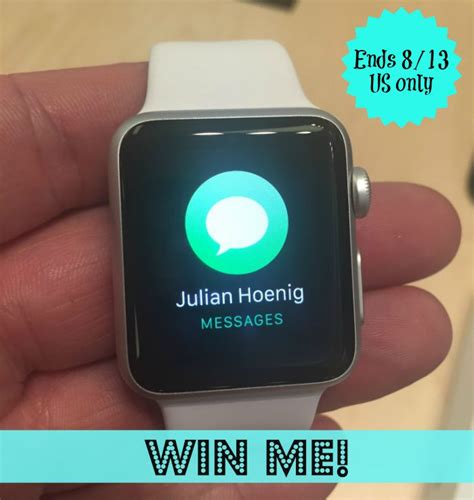 Apple Computer Giveaway - win apple watch from lolliandlullaby us only ends 8 13