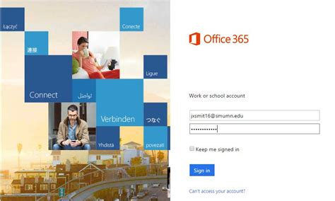 Office 365 Portal Bay College S Of Minnesota Helpdesk Microsoft