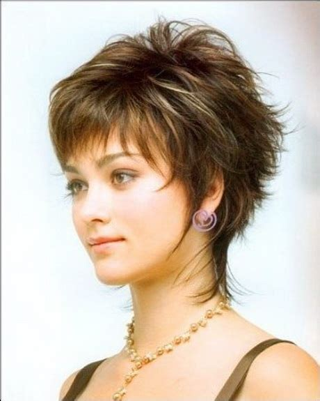 low maintenance hair for double chin short and sassy haircuts