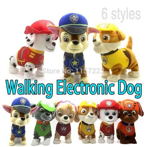Electric Pets Paw Patrol walking barking musical robot electronic pet toys
