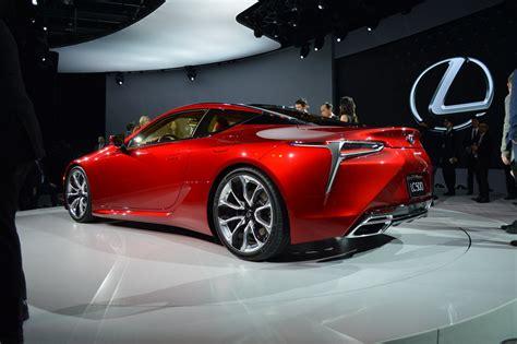 lexus lc  innovative premium coupe  lexus