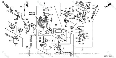 boats net honda parts honda small engine parts gx390 oem parts diagram for