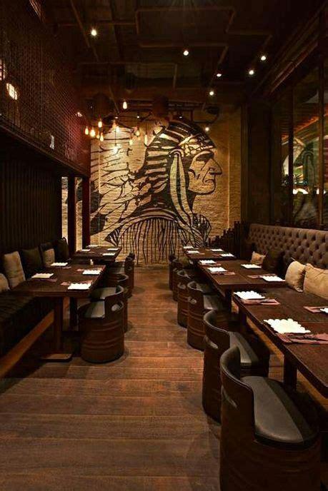 espectaculares disenos de bares  restaurantes diseno