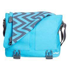 Smiggle Messenger Bag 2 pyramid messenger blue smiggle