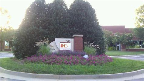 Ihg Corporate Office by Ihg Americas Business Support Center Alpharetta Ga