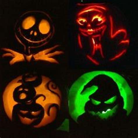 pumpkin carving lock shock and barrel nightmare before