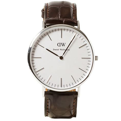 Daniel Wellington Classic York 40mm daniel wellington classic york 40mm silver