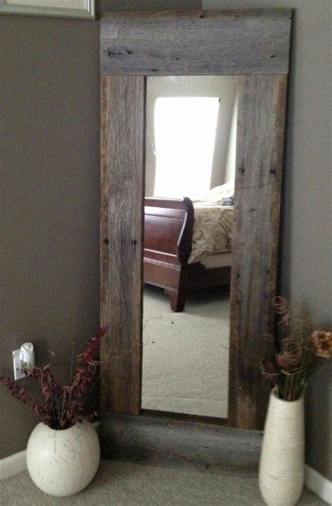 rustic mirrors home decor 40 rustic home decor ideas you can build yourself love