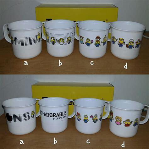 Minion Papoy Mug Tupperware img jualan shop line