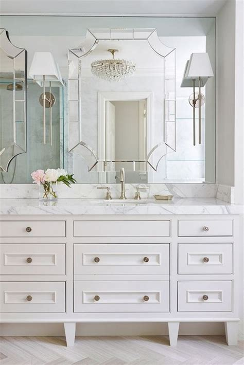 Beveled Bathroom Vanity Mirror 25 Photos Of Glamorous Beveled Mirrors Interior Designs Home
