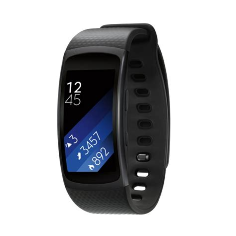 Samsung Smartwatch Fit samsung galaxy gear fit 2 r3600 smartwatch small plemix