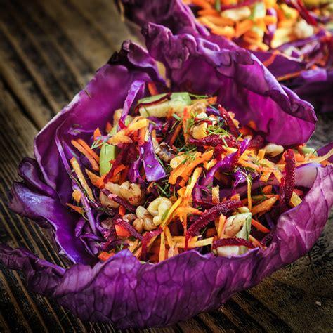 Fall Detox by Fall Detox Salad Recipe Dishmaps