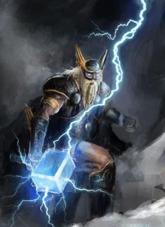 thor movie vs mythology thor norse god of thunder and lightning joy elaine