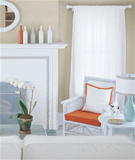 unique home decor real simple welcome pops of color living room decorating ideas