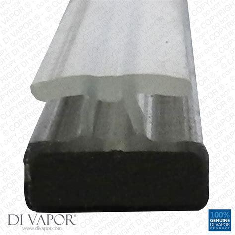 6mm shower door seal di vapor r magnetic shower door channel seal 6mm 8mm