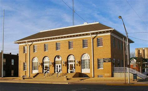 Western District Of Oklahoma Search Federal Courthouse And Post Office