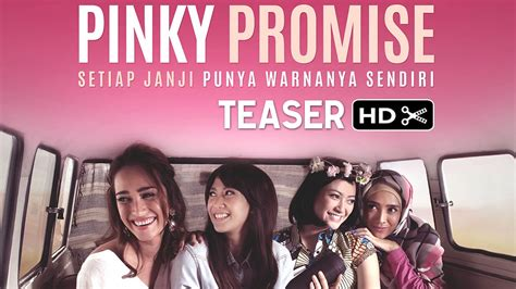 film promise indonesia full movie pinky promise review film indonesia