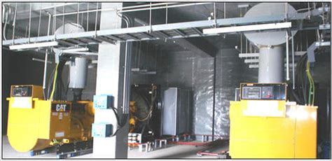 sound insulation for engine rooms generator room acoustic generator room soundproofing
